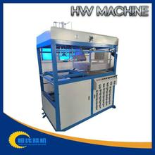 Low consumption automatic plastic vacuum molding machine for making PP PET PVC PS
