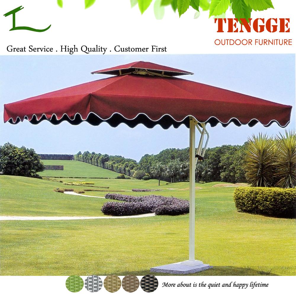 waterproof aluminum fabric outdoor patio umbrella buy waterproof outdoor umbrella outdoor