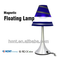 Magnetic floating lamp shade for home decoration