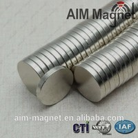 10mm x 5mm Disc Neodymium N52 Magnets / Neodymium Magnets N52
