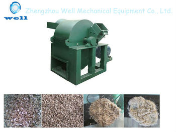 Wood chips packing machine