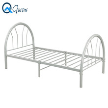 Free Sample Spring Double Designs Single Metal Bed