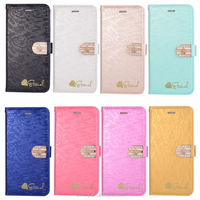 alibaba china for samsung galaxy note3 case for NOTE 3 smart phone cover n9000 phone cases crown cingulate stand flip
