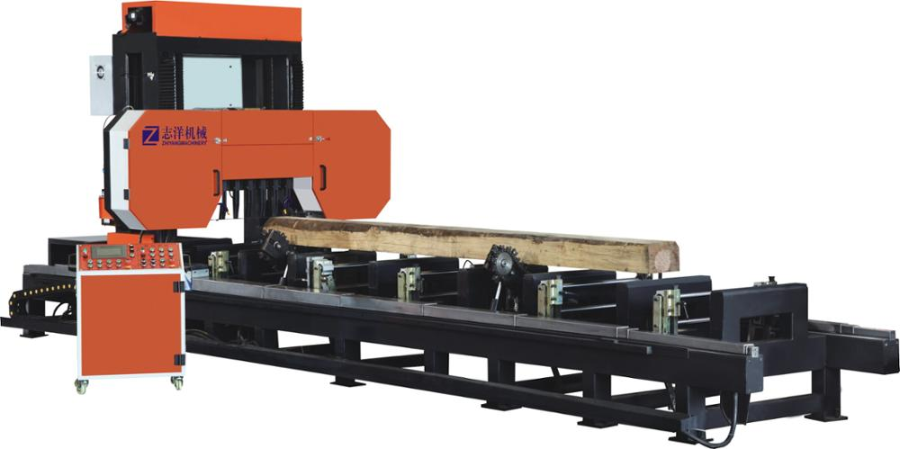Full Automatic Log Sawmill machine / timber processing machine