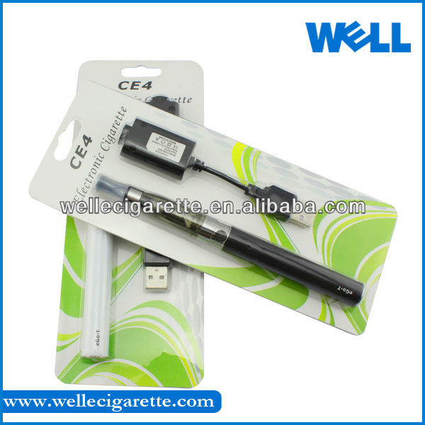 Blister Pack eGo T CE4 Electronic Cigarette Factory Price
