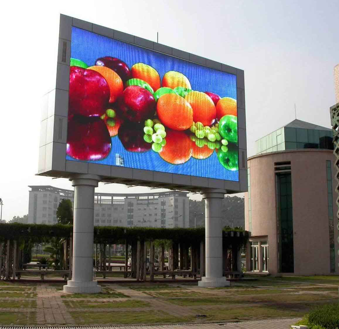 2015 hot sale free LED TV video LED display P10 3 in one outdoor full billboard LED <strong>screen</strong>