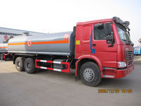 dongfeng 245HP 6*4 oil tank Truck for sale