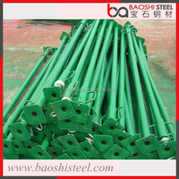 Q195&Q235 used scaffold adjustable steel prop