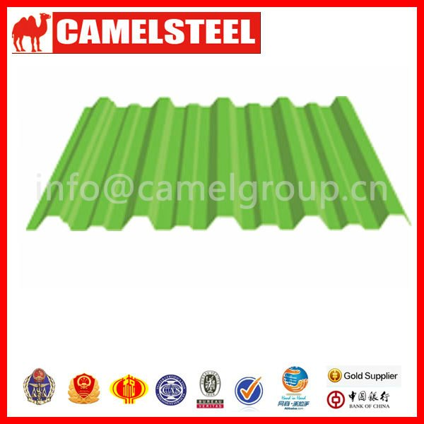 Stone Coated Metal Roofing Tile For Building Material
