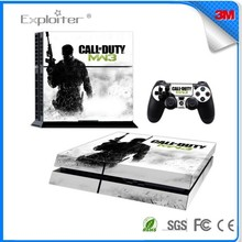 Top quality hot sell decal sticker for playstation 4 protecting skin
