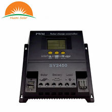 Guangzhou factory PWM MPPT solar charge controller of 96V60A