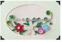 new arrival handmade quilling paper art for kids diy cheap price