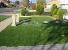 Thick Natural Green Landscaping Lawn for Gardening Use to artificial grass importer