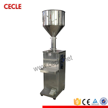 Hot sale whipping cream filling machine
