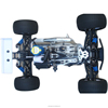 1/8 scale Nitro RC car with 28 NITRO engine