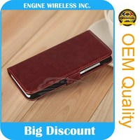 spare parts smartphone wallet leather case cover for sony xperia c s39h