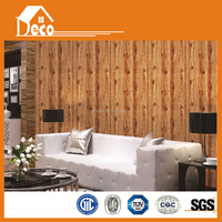 Non-woven wood wallpaper from China manufacturer Bajiang