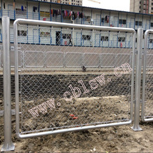 100% Brand New 6x6 Chain Link Fence Panels