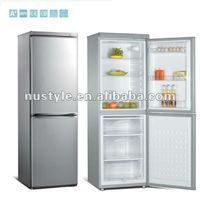 BCD-295 Double Door Refrigerator, Bottom Freerzer Refrigerator, Down Freezer Refrigerator