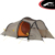 2 Person 4 season Outdoor Waterproof Fireproof Aluminum Tunnel Camping Tent for Sale