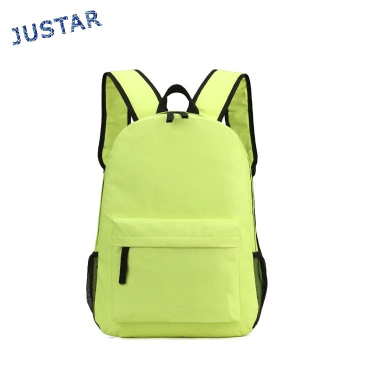Cheap Promotional Unisex Kids Teenager's Top Quality Stylish Backpack School Bag