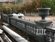 New Products stone baluster railing