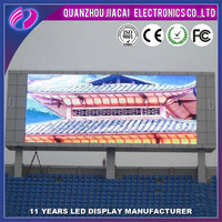 Hot sale waterproof p8 smd outdoor full color led display