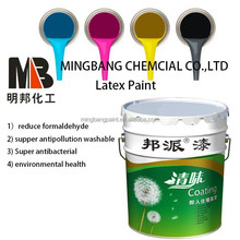 Washbale latex paint wall paint building coating