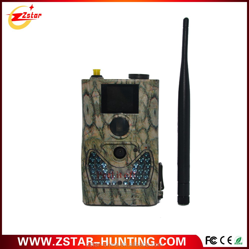 Hot selling Scoutguard 12mp MMS/GPRS infrared hunting camera SG550M-12mHD