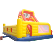 Commercial inflatable combo jump bouncy castle prices