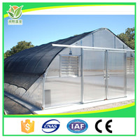 Low Cost Galvanized Steel Frame Plastic