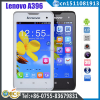cheapest 3g android mobile phone 4 inch touch screen Original lenovo a396 3G WCDMA european cell phone