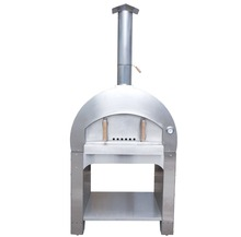 Popular Outdoor Stainless Steel Wood Fired Pizza Oven