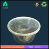 750 PP Round Microwaveable food Containers with Lid