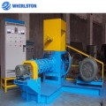 Hot selling fish farming fish feed pellet mill