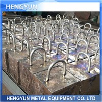 x-ray shielding Lead weight lead ingots for sale