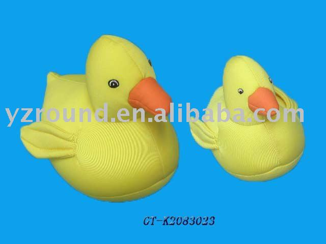 spendex duck family baby toy filling with foams
