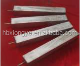 welded/sprial zinc anode/zinc anode hull boat/zinc anode for ships