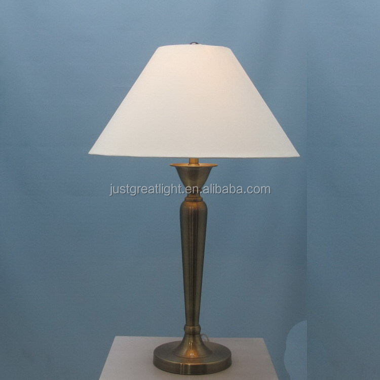 European modern unique style pen holder study table lamp
