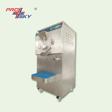 Small Continuous Ice Cream Batch Freezer