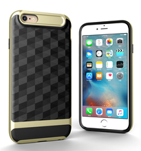 New Arrival Product Custom Case For iPhone6 Plus, 3D Carbon Fiber Case Phone Cover For iPhone 6 Plus Case