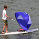 2017 most popular adding a sail to kayak