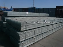 Steel Grating Galvanized Panel at Container Yard of loading port