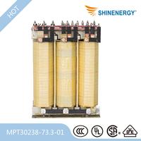3 Phase Dry Type Power Transformer 100 Kva 11Kv