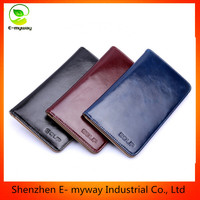 Good quality RFID Blocking Case Cover Comfortably Holds Passport Leather Travel Wallet & Passport Holder