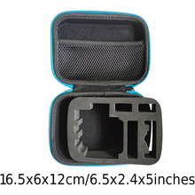 custom eva case Shockproof and waterproof protective travel hard EVA bag zipper case with foam storage case