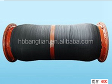 Large diameters oil resistant hydraulic rubber hose for suction and discharge