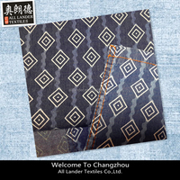 4OZ light weight indigo blue cotton denim fabric weaving twill new item as printed