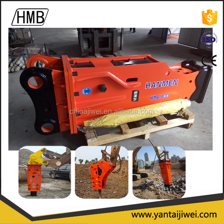 High quality used rock hydraulic breaker for demo breaker