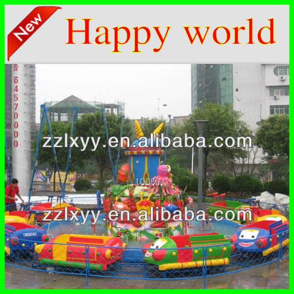 new design kiddie train ride on tracks